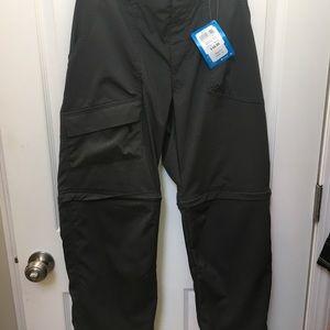 Columbia Grey cargo pants